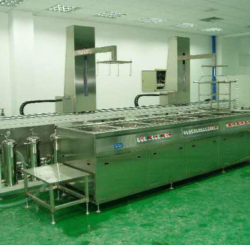 syk-plc全自动双机械臂