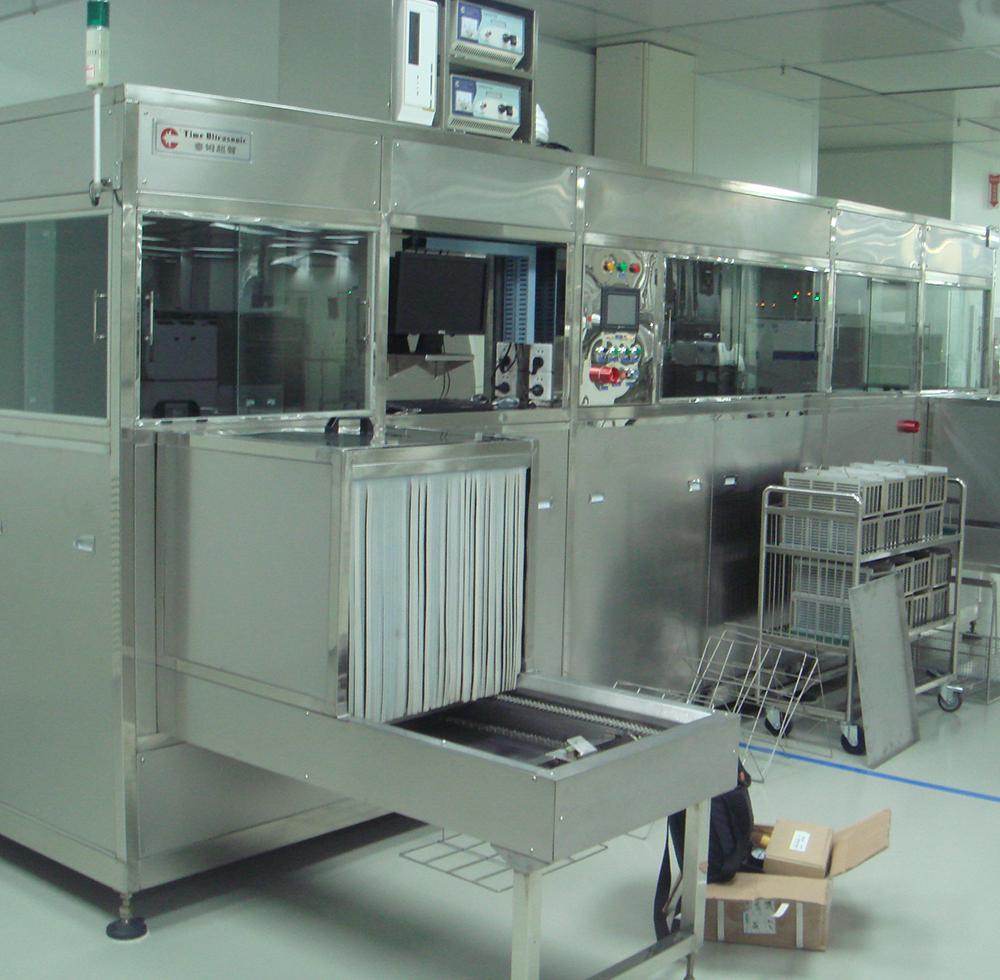 TEA-7090T电子类周转盒清洗干燥机
