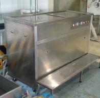 苏州二工位超音波清洗设备